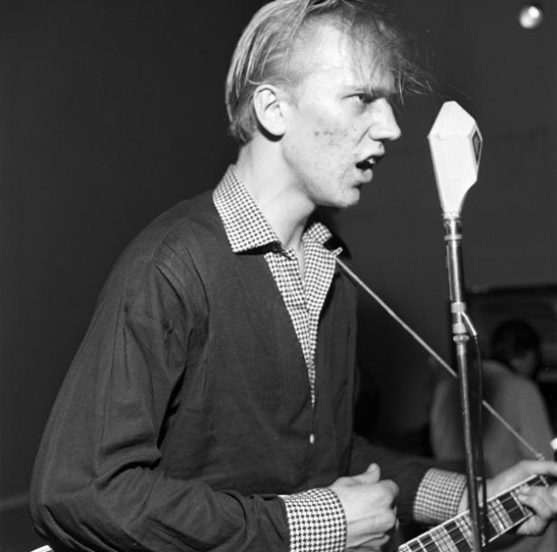Rock-Ragge i Falun 13/3 1958.